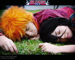Bleach: I Want You To Know by behindinfinity