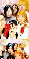 Bleach: Afterschool Purikura by behindinfinity