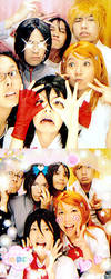 Bleach: Afterschool Purikura by behindinfinity