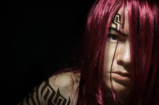 Bleach Trial Cosplay - Renji