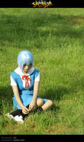 First Child: Rei Ayanami