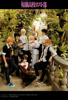 Ouran: At Your Service