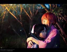Rurouni Kenshin: Departure by behindinfinity
