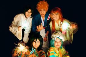 BLEACH: Happy Tanabata by behindinfinity