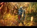 Final Fantasy X: Kimahri