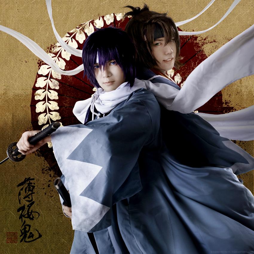 Hakuouki Shinsengumi Kitan by behindinfinity