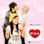 I Heart Yaoi Necklace