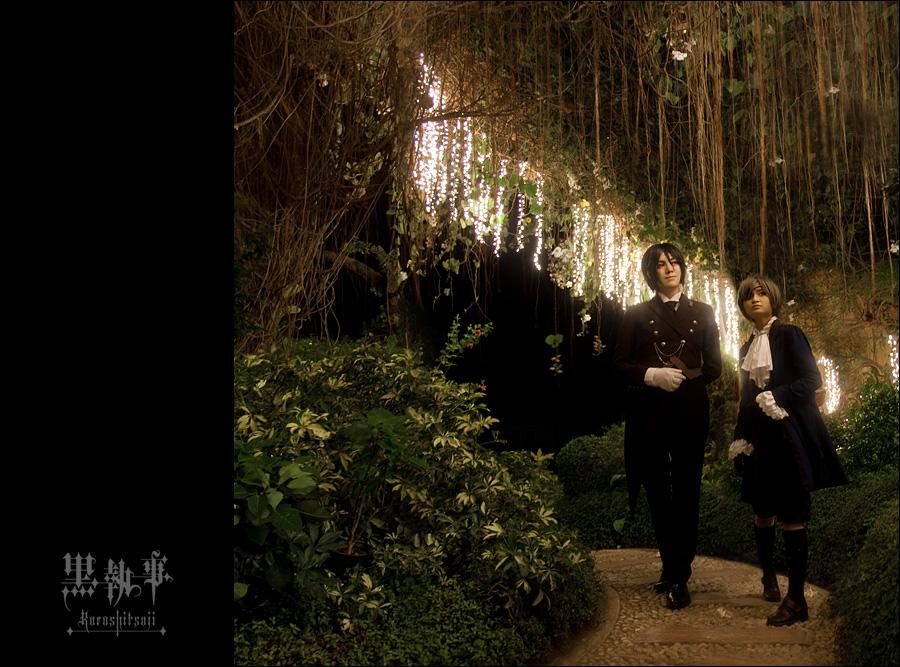 Kuroshitsuji: I Will Follow by behindinfinity