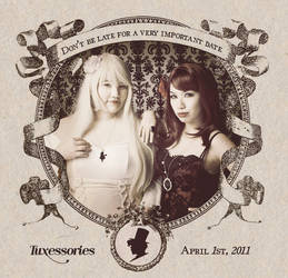 Teaser: A Very Important Date by behindinfinity