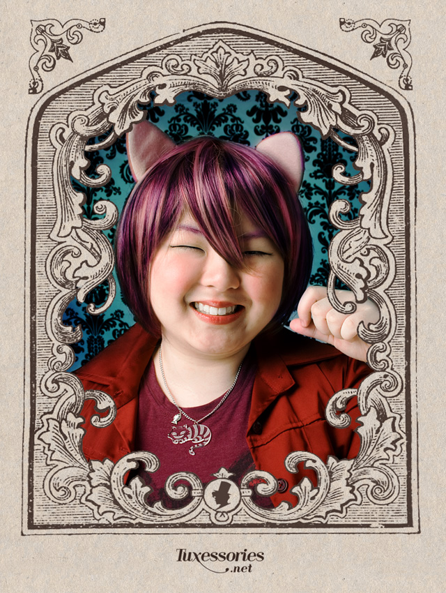 Cheshire Cat by behindinfinity