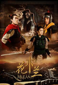 Mulan: Attack of the Huns by behindinfinity