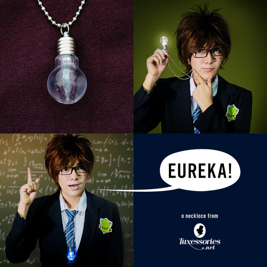 Tuxessories: Eureka! by behindinfinity