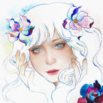Artwork for Clinique: Bloom by behindinfinity