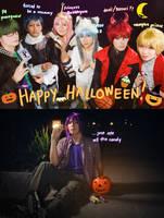 Kuroko no Basket Halloween!