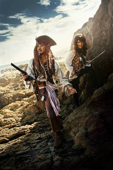 Pirates of the Caribbean: You Walk Like A Girl