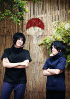 Itachi and Sasuke: To Be Your Brother by behindinfinity