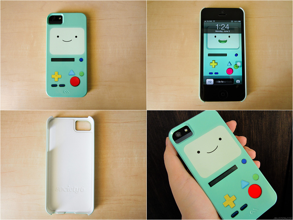 Beemo Phone Case! by behindinfinity