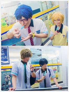 Free! - After School Treats