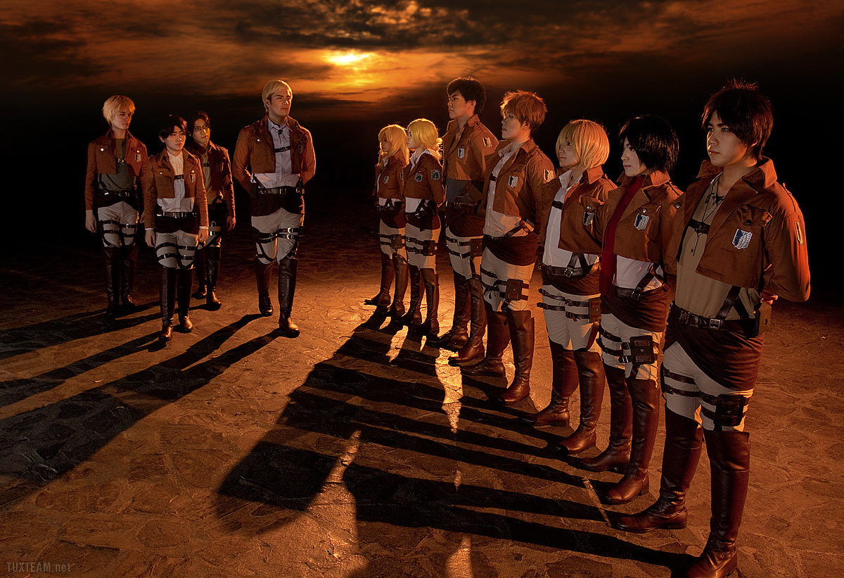 Attack on Titan: We Are The Hunters