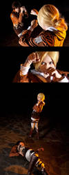 Attack on Titan: You Taught Me How To Fight by behindinfinity