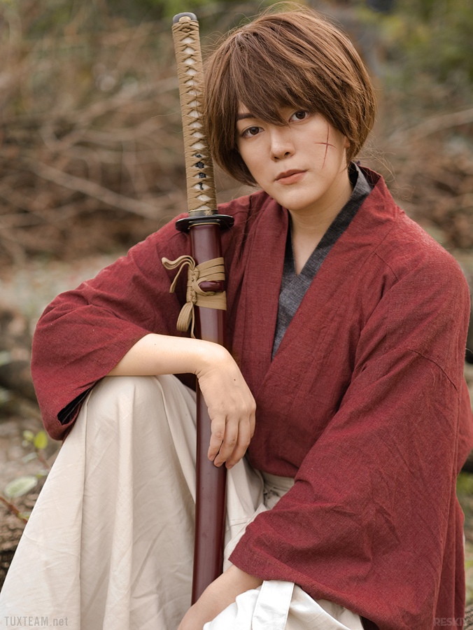 Rurouni Kenshin (live action movie ver.) by behindinfinity ...