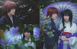 Kenshin and Tomoe: 'Til Death Do Us Part