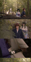Kenshin and Tomoe: With You