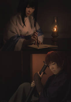 Kenshin and Tomoe: Our Quiet Nights