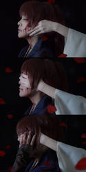Kenshin and Tomoe: I Will Protect You