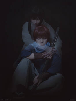 Kenshin and Tomoe: With This Pain