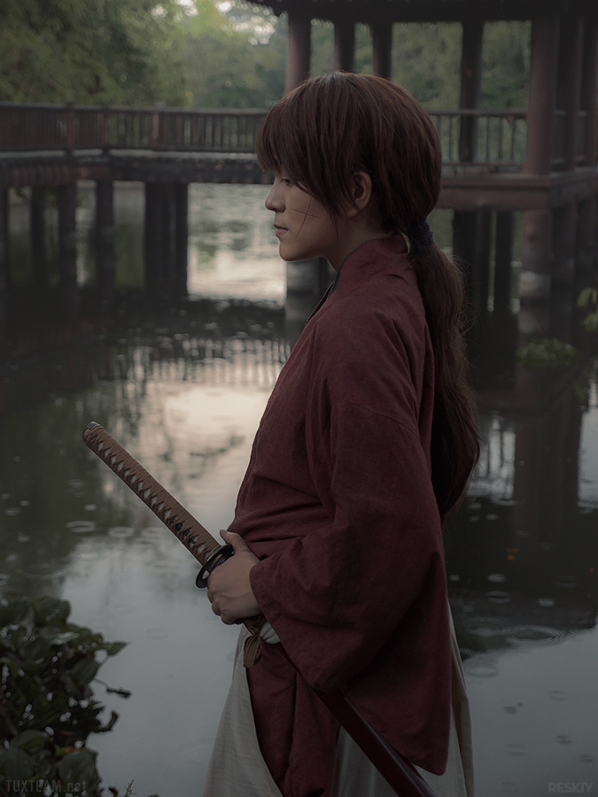 Rurouni Kenshin: It's Gonna Rain by behindinfinity