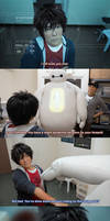 Big Hero 6: He's gonna help a lot of people
