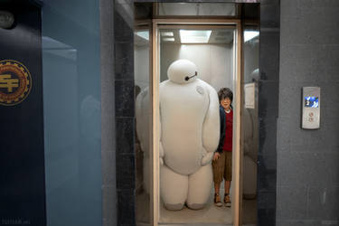 Big Hero 6: Let's Take The Stairs