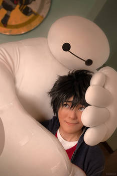 Hiro and Baymax: There, There
