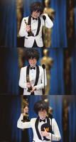 Big Hero 6: Hiro Accepting The Oscar