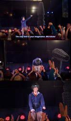 Big Hero 6: Microbots! by behindinfinity