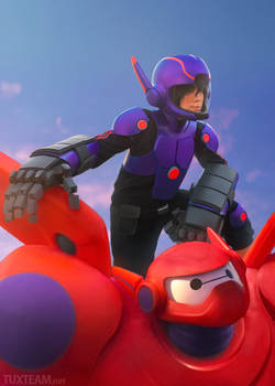 Big Hero 6: Hiro and Baymax 2.0