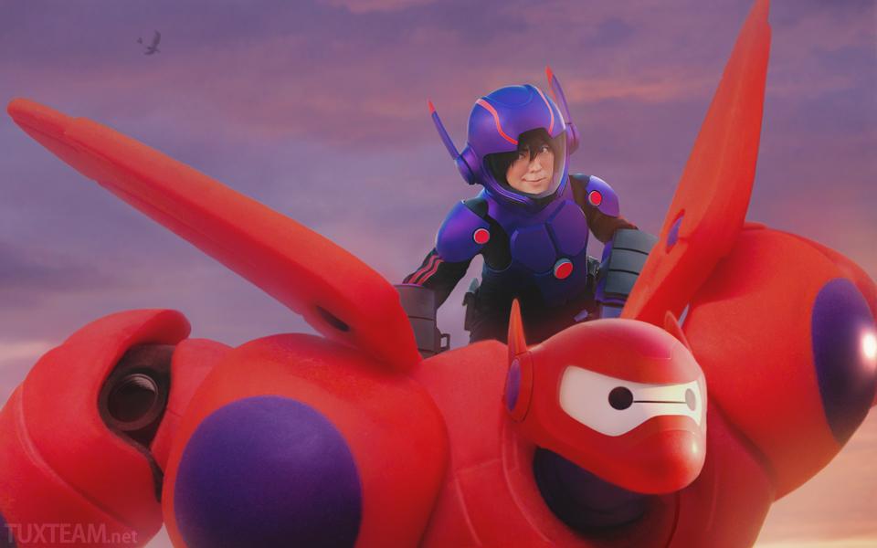 Big Hero 6: Let's Go, Baymax! by behindinfinity