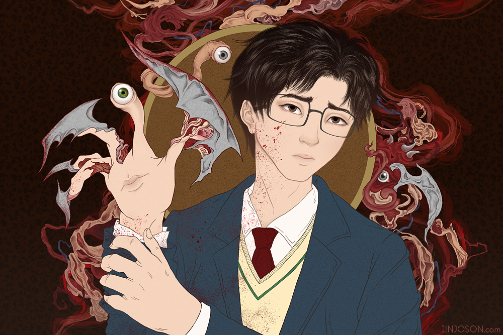 Parasyte: Let Me Hear by behindinfinity