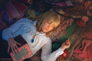 Howl's Moving Castle: Good Night