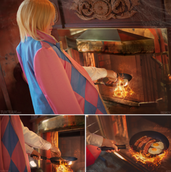 Howl's Moving Castle: Bacon and Eggs and Bullies
