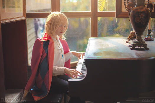 Howl's Moving Castle: Jinsei no Merry-Go-Round