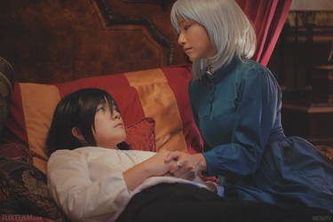 Howl's Moving Castle: Don't Leave, Sophie