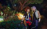 Kingdom Hearts: Sora and Riku