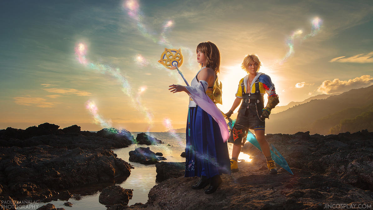 Final Fantasy X: Farplane Sending by behindinfinity