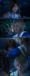 Final Fantasy X: Suteki da ne by behindinfinity