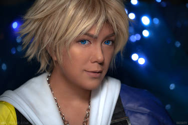 Final Fantasy X: Tidus by behindinfinity