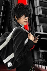 Persona 5 Cosplay: Protagonist