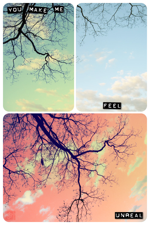 You Make Me Feel by behindinfinity