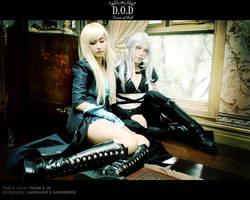 DoT Cosplay: Velvet Underworld by behindinfinity